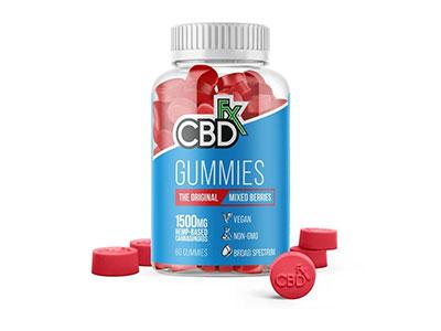 CBDfx CBD Gummies
