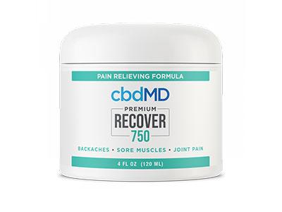 cbdMD CBD Recover Cream