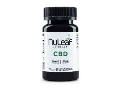 NuLeaf Naturals Full Spectrum CBD Capsules