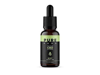 PureKana CBD Oil - Mint