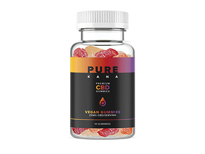 PureKana CBD Vegan Gummies